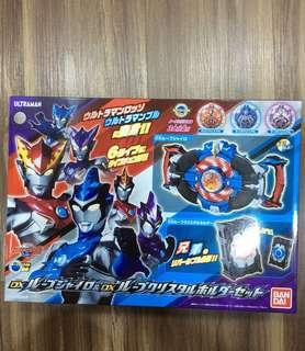 Bandai - Arsenal Toy - Ultraman R/B - DX Gyro & Crystal Holder Set