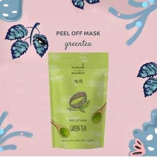 Peel Of Mask #MaskerOrganik