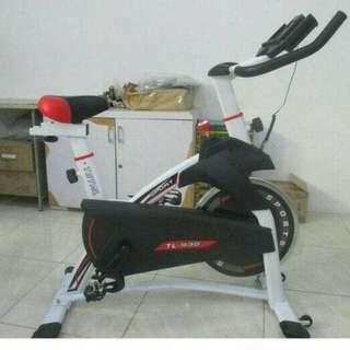 Total Fitness Spinning Bike TL-930- Bisa COD Antar Pasang Paling Murah