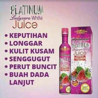 Ladyxara Platinum Juices