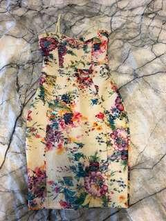Lipsy London floral dress
