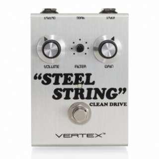 Vertex Effects Steel Singer Dumble Clean Drive