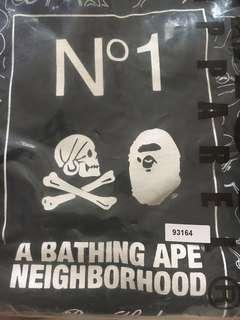 APE x NEIGHBORHOOD