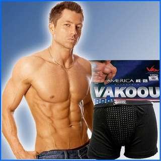 Celana Dalam CD Vakoou USA Boxer Vakou Original Terlaris
