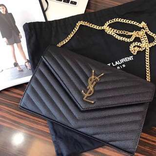 794986bd4dc2 Almost brand new YSL college Medium, Luxury, Bags & Wallets ...