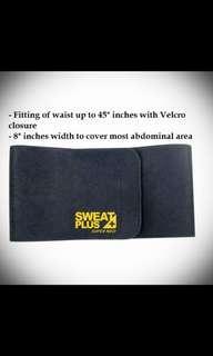 Waist trimming belt - Sweat Plus Super Neo