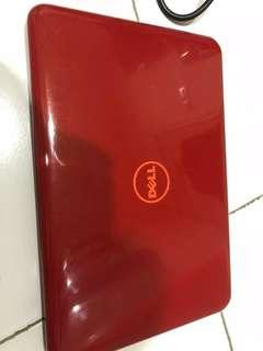 Dell inspiron 11 362 celeron n3060 red mulus