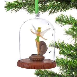 Japan Disneystore Disney Store Christmas 2018 Tinker Bell Dome Ornament Preorder