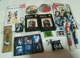 [CLEARING] UNOFFICIAL KPOP ITEMS