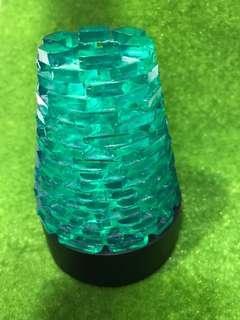 $55 [NEW] Glass Candle Holder 玻璃蠟燭台