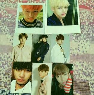 [WTS] BTS OFFICIAL PHOTOCARDS