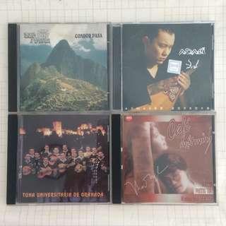 World Music (4 Albums)