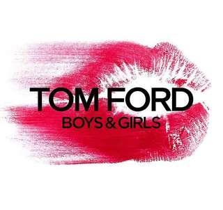 🚚 ⚠️預購⚠️Tom ford Lipstick 口紅黑管💄