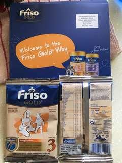 Friso Gold 3 Young Explorer