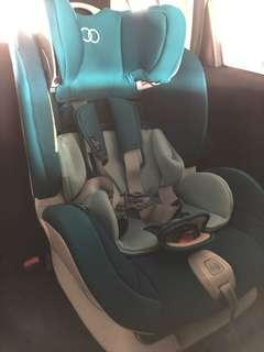 Preloved Koopers Flamenco Carseat