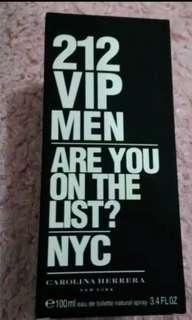 Parfume 212 VIP Men