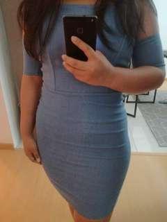 Original MAGS denim dress