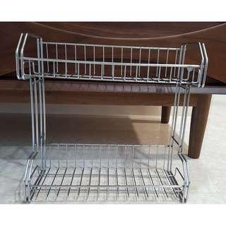 Stainless Steel 2 Tier Miltipurpose Rack for SALE!!!