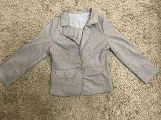 🚚 棉擲西裝外套