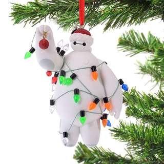 Japan Disneystore Disney Store Christmas 2018 Baymax Illuminations Ornament Preorder