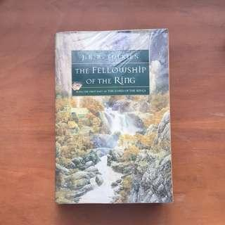 The Fellowship of the Ring - JJR Tolkien
