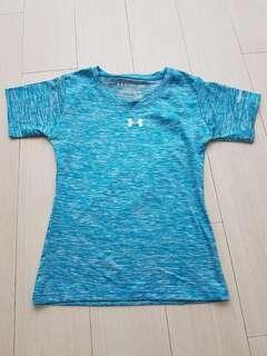 Under Armour Sport Tee (light blue)