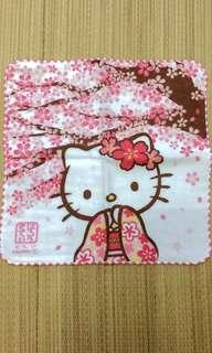 Hello Kitty毛巾#日本直送#