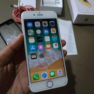 Iphone 6S 64GB Silent Cam ex inter original mulus