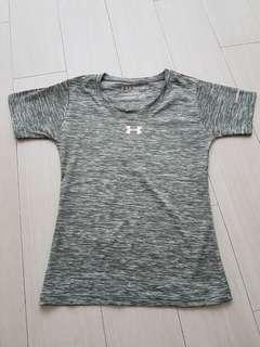 Under Armour Sports Tee (Grey)