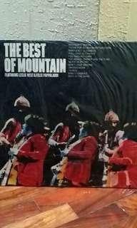 The Best of Mountain LP vinyl music record