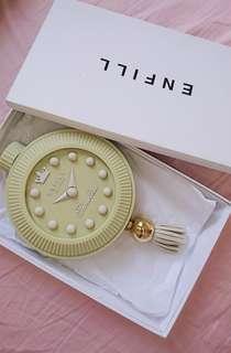 Enfill矽膠時鐘手提袋手袋手拿包 silicone clock handbag bag clutch candies