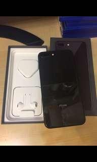 iPhone 8plus 64GB 黑 可換機