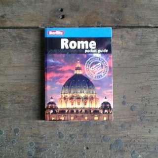 Berlitz ROME Pocket Guide