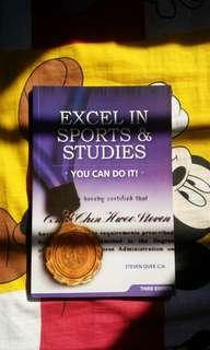 excel in sports and studies