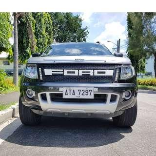 Ford Ranger Wildtrak 2015 2.2 4x2 Automatic