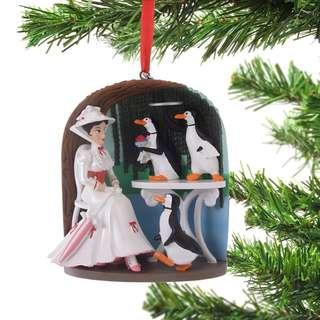 Japan Disneystore Disney Store Christmas 2018 Mary Poppins Ornaments Preorder