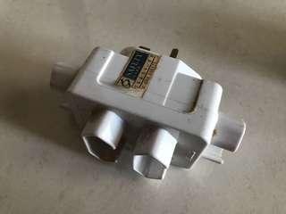 2-pin Multi plug