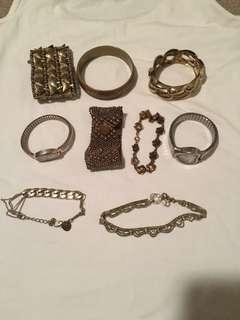 Bracelets $1 each