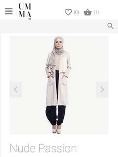 Umma Outerwear size M