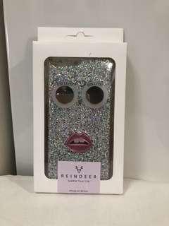 REINDEER 銀色手機殼iphone7/8plus