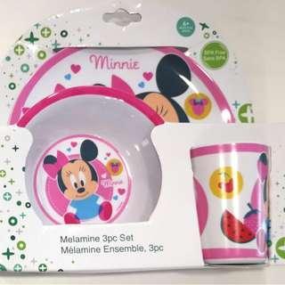 Melamine 3pcs Set Baby Food Set