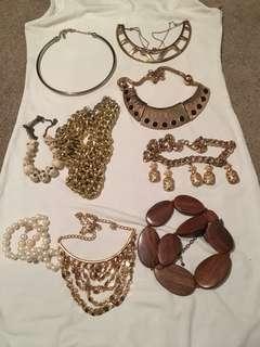 Necklaces $2 each