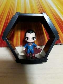 Comicave studios Justice league hexagon Superman