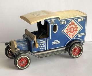 Diecast model car, Smith's Potato Crisps, Ford Model T, Used