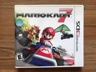 🚚 Mario Kart 7 for 3DS