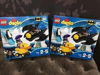 Lego duplo batman 10823 original
