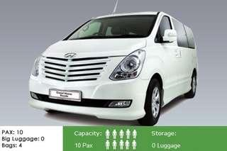 Luxury Chauffeur service from JB Sentral to anywhere in Malaysia