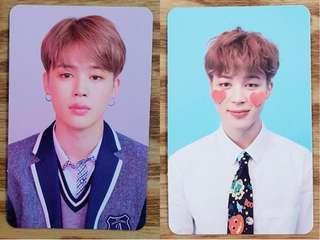 [WTB/LF] BTS LY Answer Jimin L & F Ver Photocard