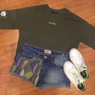 Terranova Boho Shorts