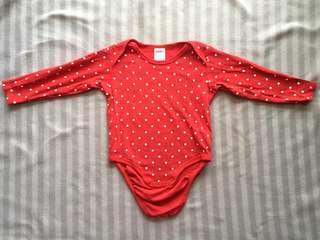 Miki Girl Bodysuit